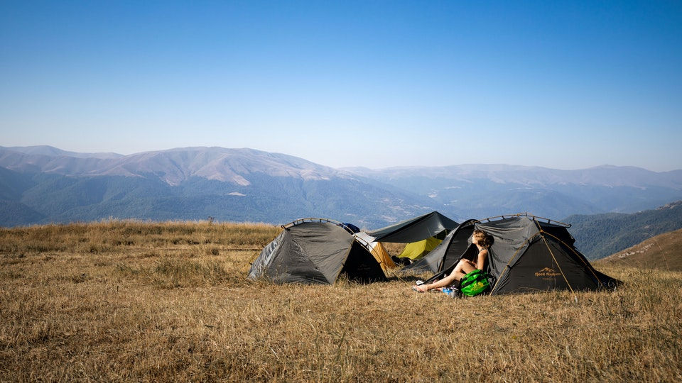 Aleksandra Wierzbowska - Cloud Camp / Fjord Nansen Commercial