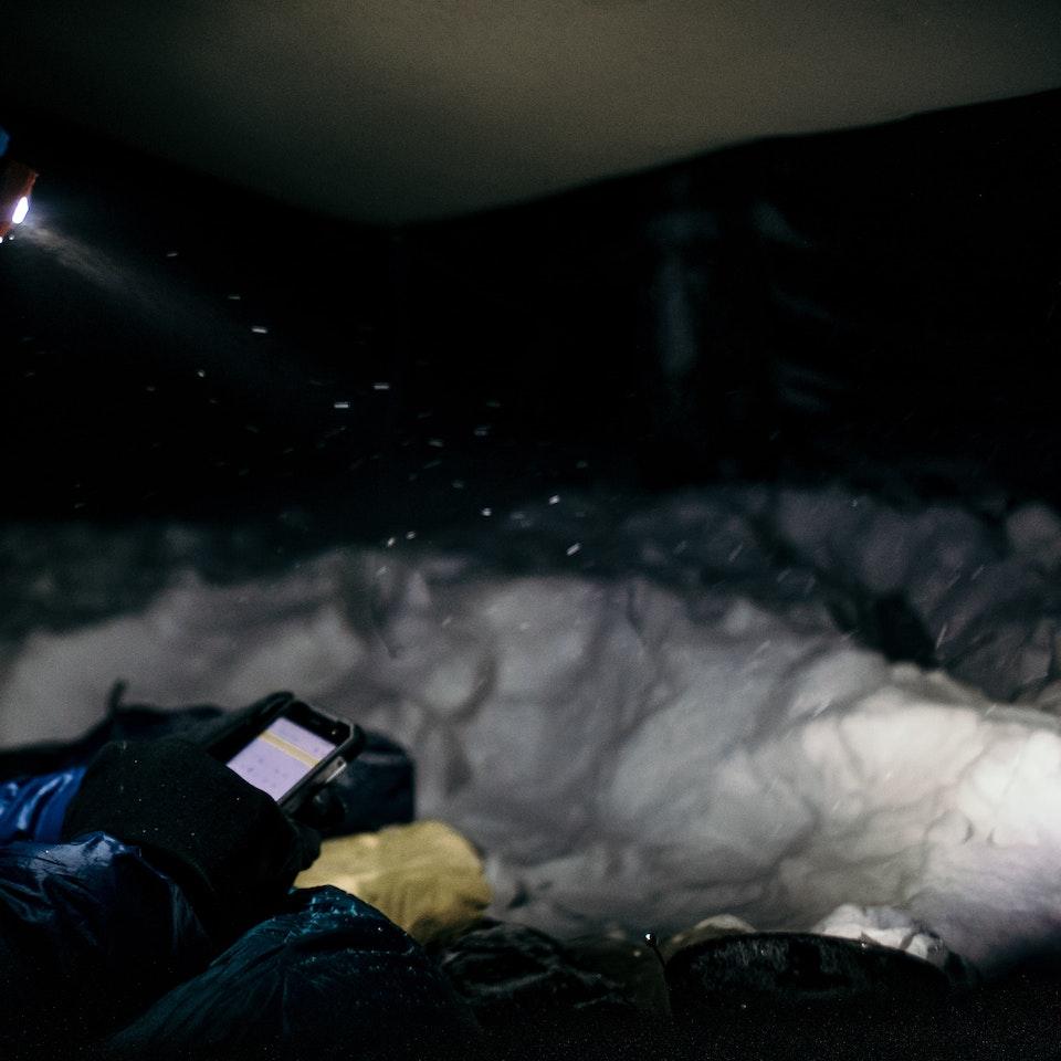 Aleksandra Wierzbowska - Na końcu nie ma nic: Łukasz Supergan o pierwszym samotnym trawersie Islandii zimą