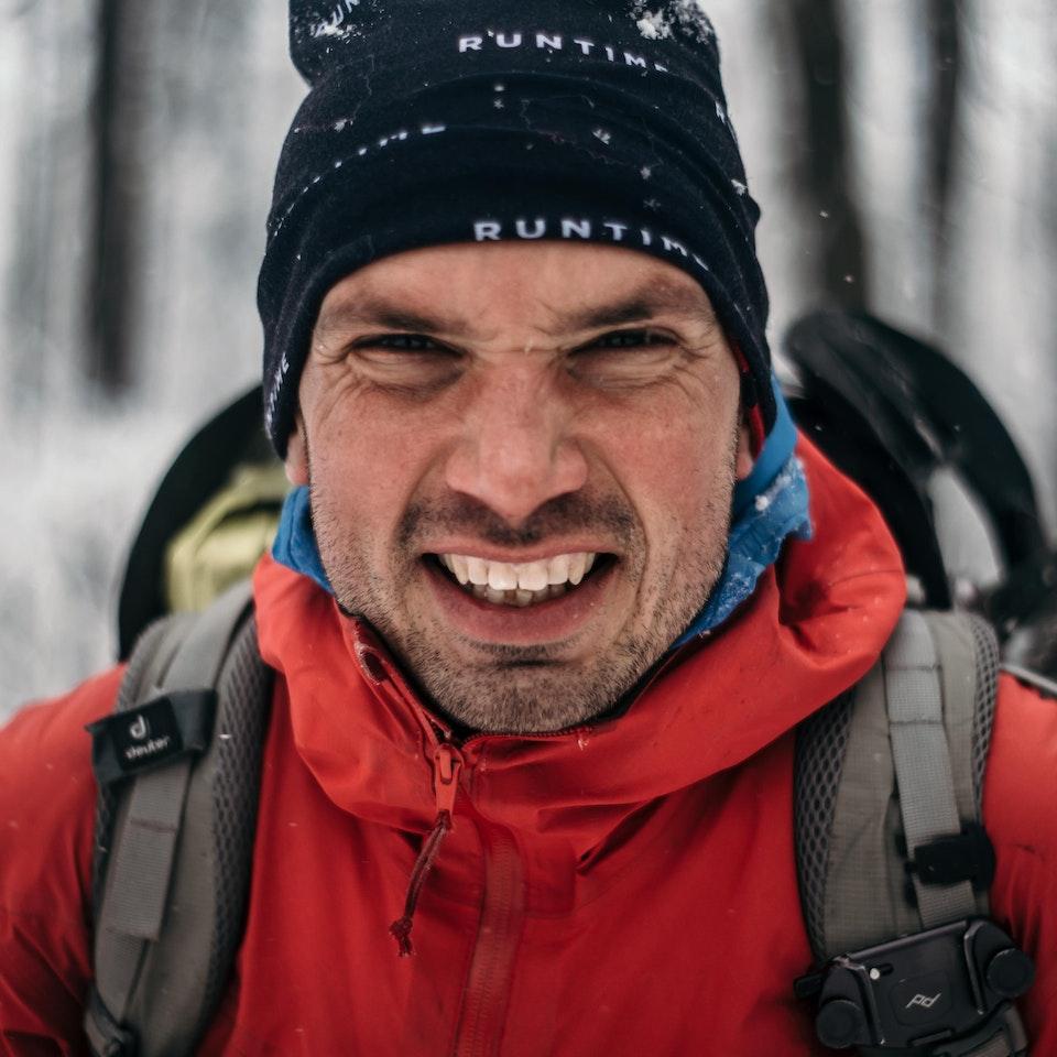 Łukasz Supergan / Winter Crossing of Polish mountains'21 - _M7A0827-min
