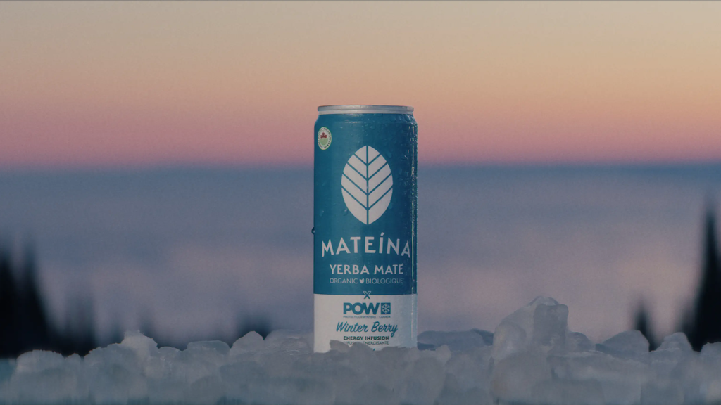 Mateina x POW | Partnership Launch