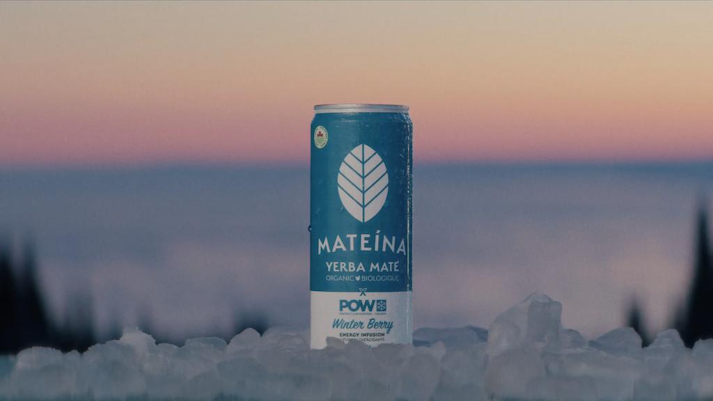 Mateina x POW   Partnership Launch