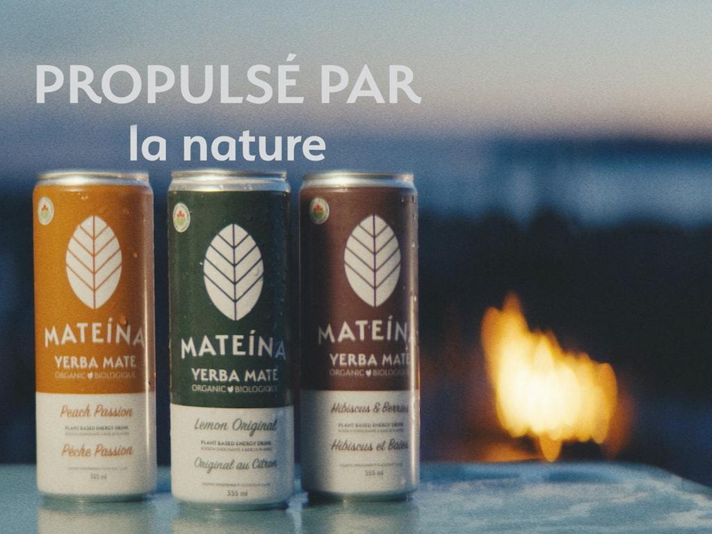 Mateina | Propulsé par la nature