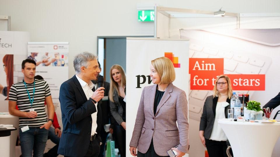 Firmenkontaktmesse Universität Trier