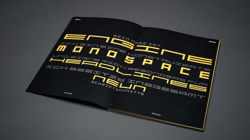 Engine Sans