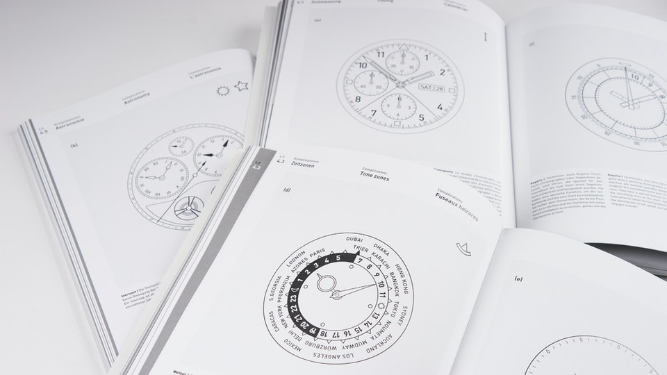 Uhrmacherei   Watchmaking   Horlogerie