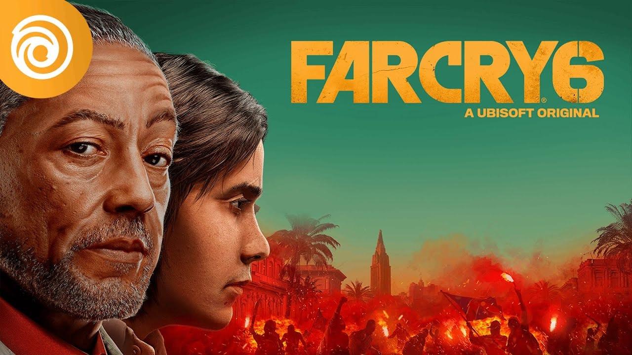 Far Cry 6 - World Wide Gameplay Reveal (Navid Khavari Dev Speech)