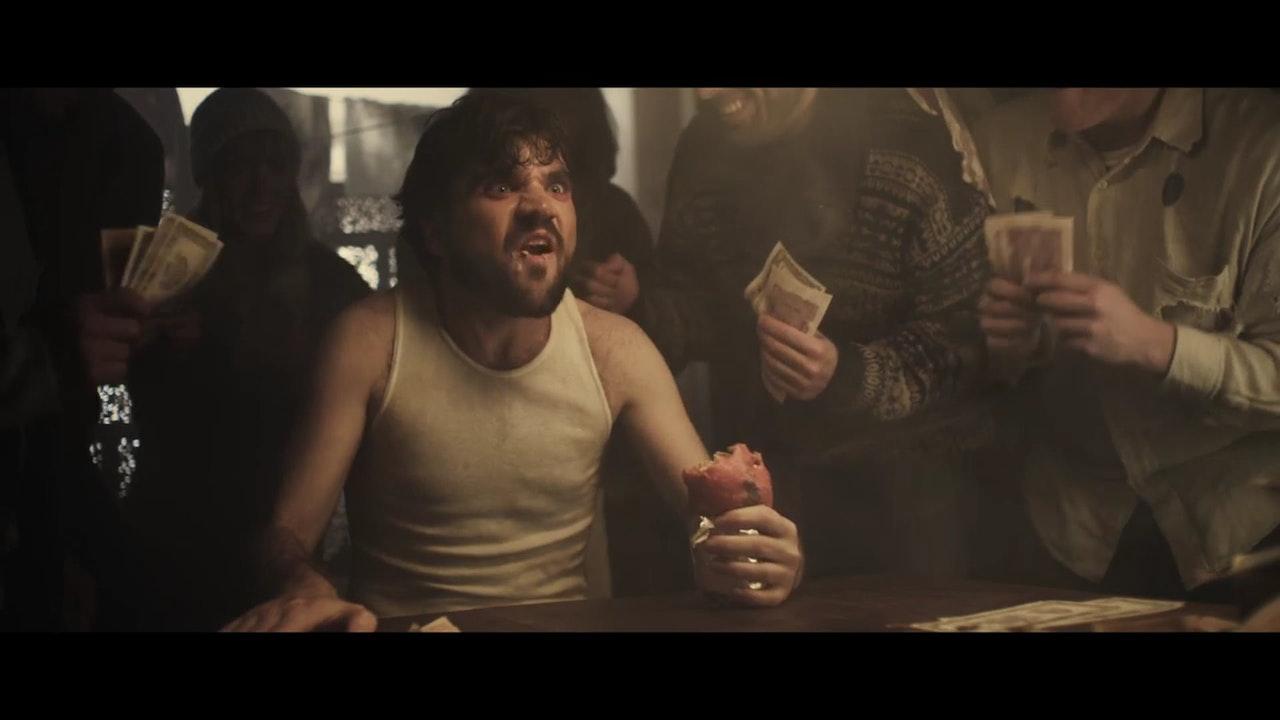 "Mucho Burrito - ""Backroom Gambling"""