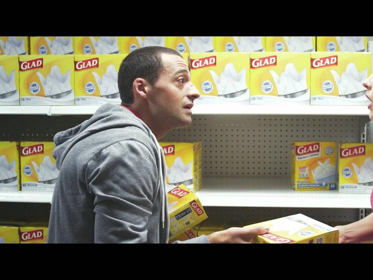 Glad Trashy Affair - Grocery Store (Episode 3)