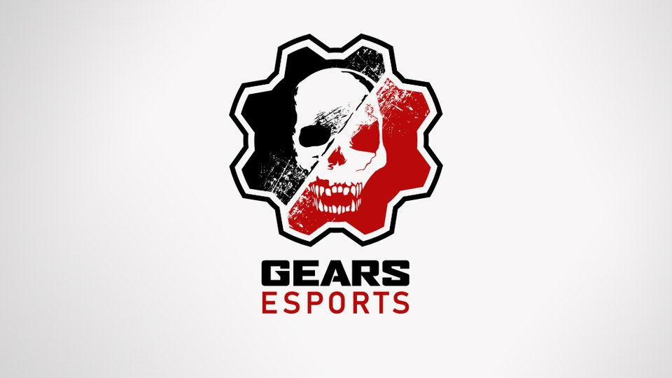 Gears Esports Collateral - Redesign of Gears Esports logo/identity. For detailed case study, Gears Esports Rebrand project.