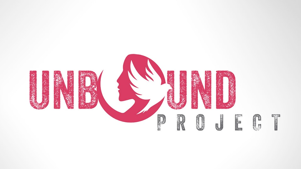 The Unbound Project - Unbound Project identity design