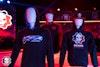 GEARS ESPORTS REBRAND - New Gears Esports logo screen printed on hoodie