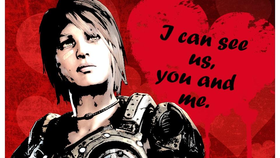 Gears of War 4 - Social media promo.