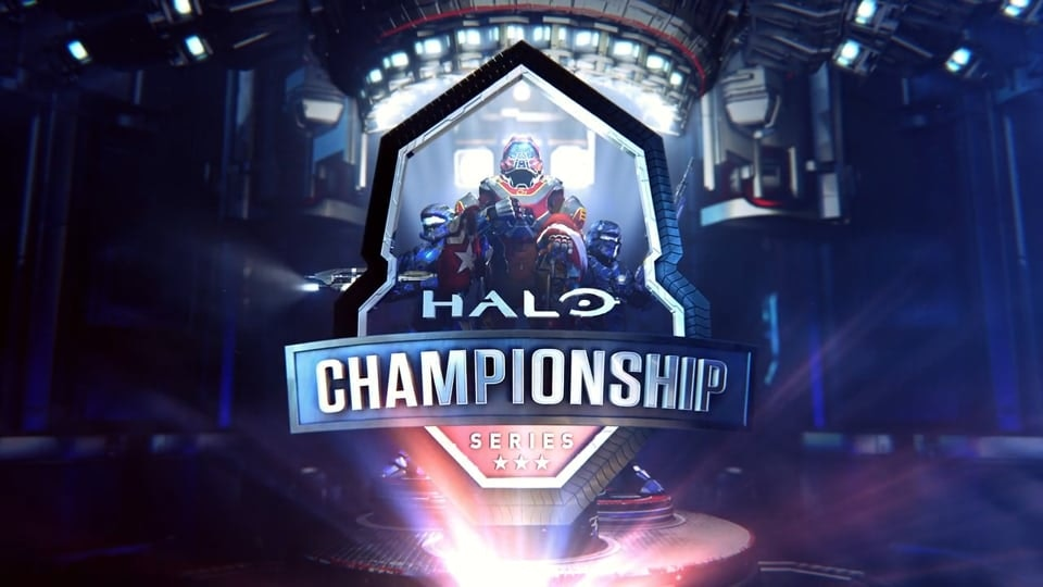Gears Esports Collateral - Promo leading up to the July 2018, Halo Championship Series and Gears Pro Circuit Xbox Esports event in New Orleans.