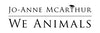 We Animals Media - Jo-Anne McArthur alternate We Animals logo