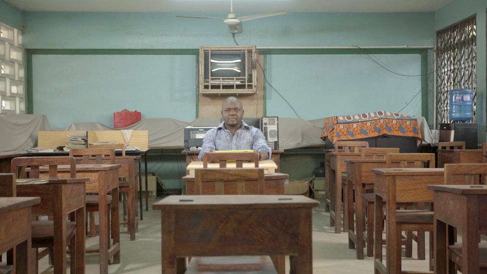 Studio Ang - AGA KHAN FOUNDATION: Stories Of Our Lives - Stephen Ambuka