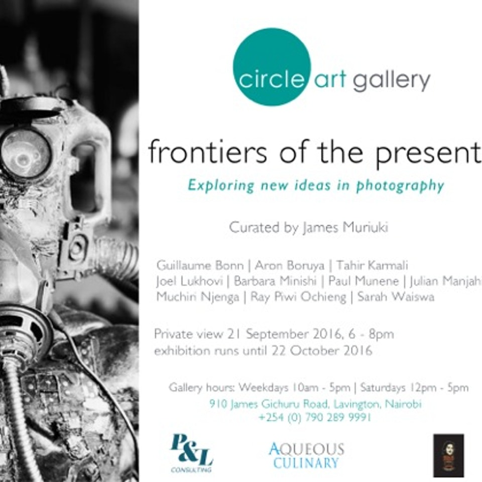 Studio Ang - CIRCLE ART GALLERY: Frontiers Of The Present Exhibition