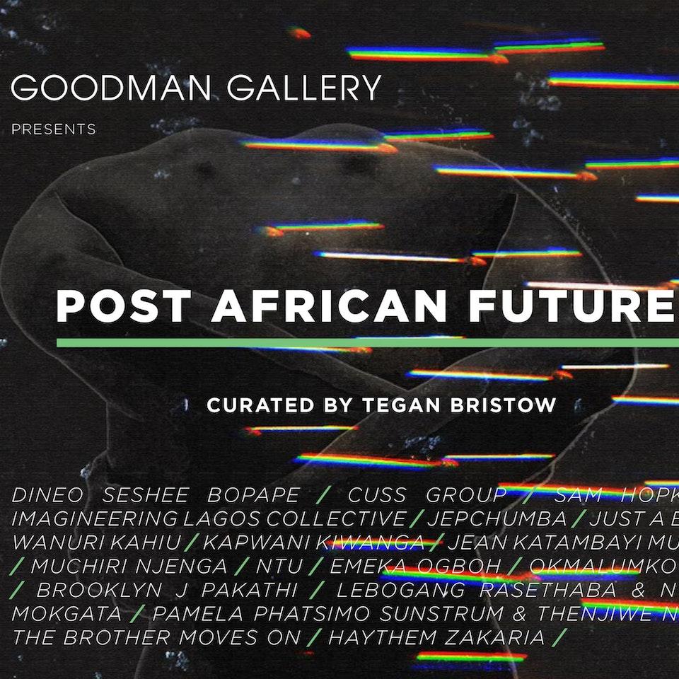 Studio Ang - GOODMAN GALLERY: Post African Futures