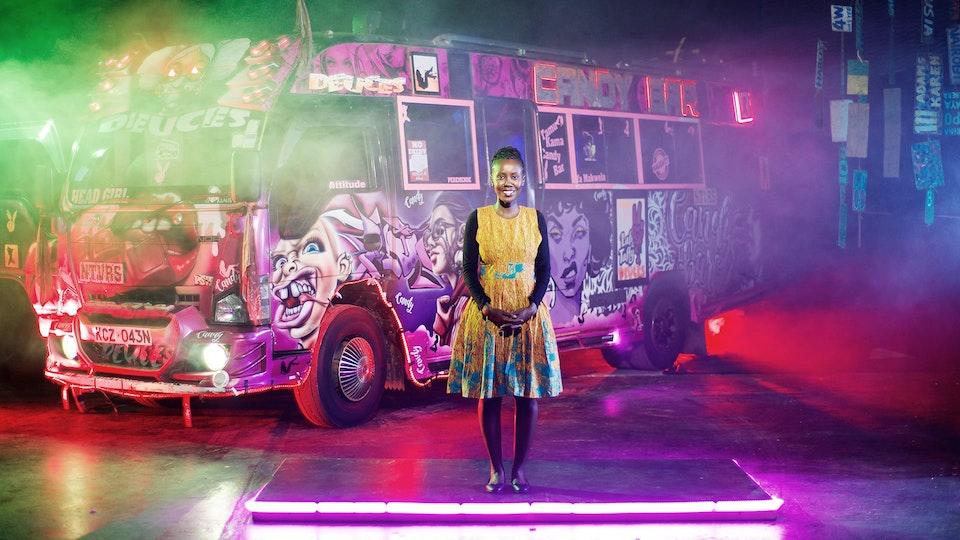 Studio Ang - TED: Fellow 2020 - Naomi Mwaura