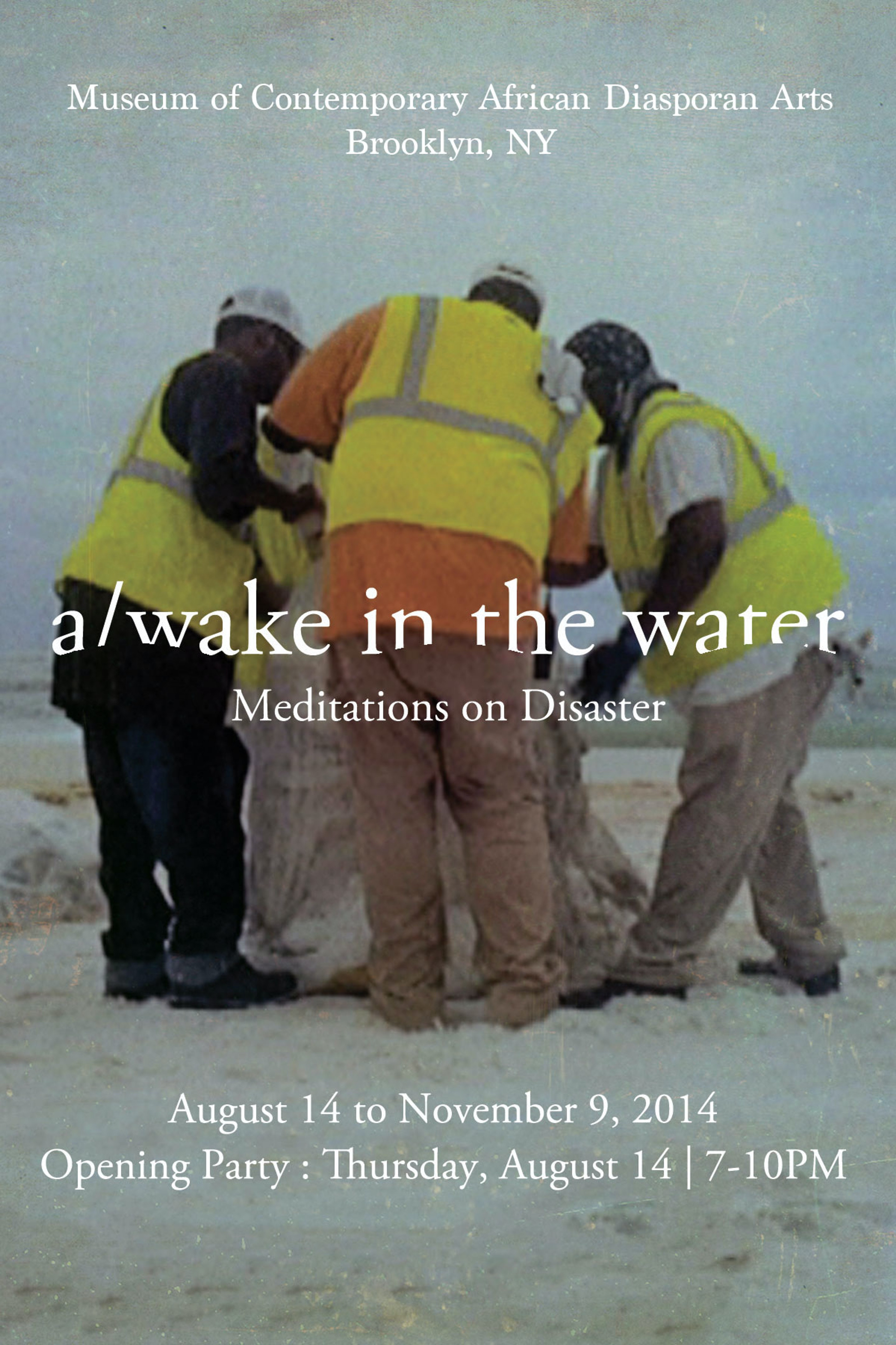 MOCADA: A / wake In The Water Exhibition