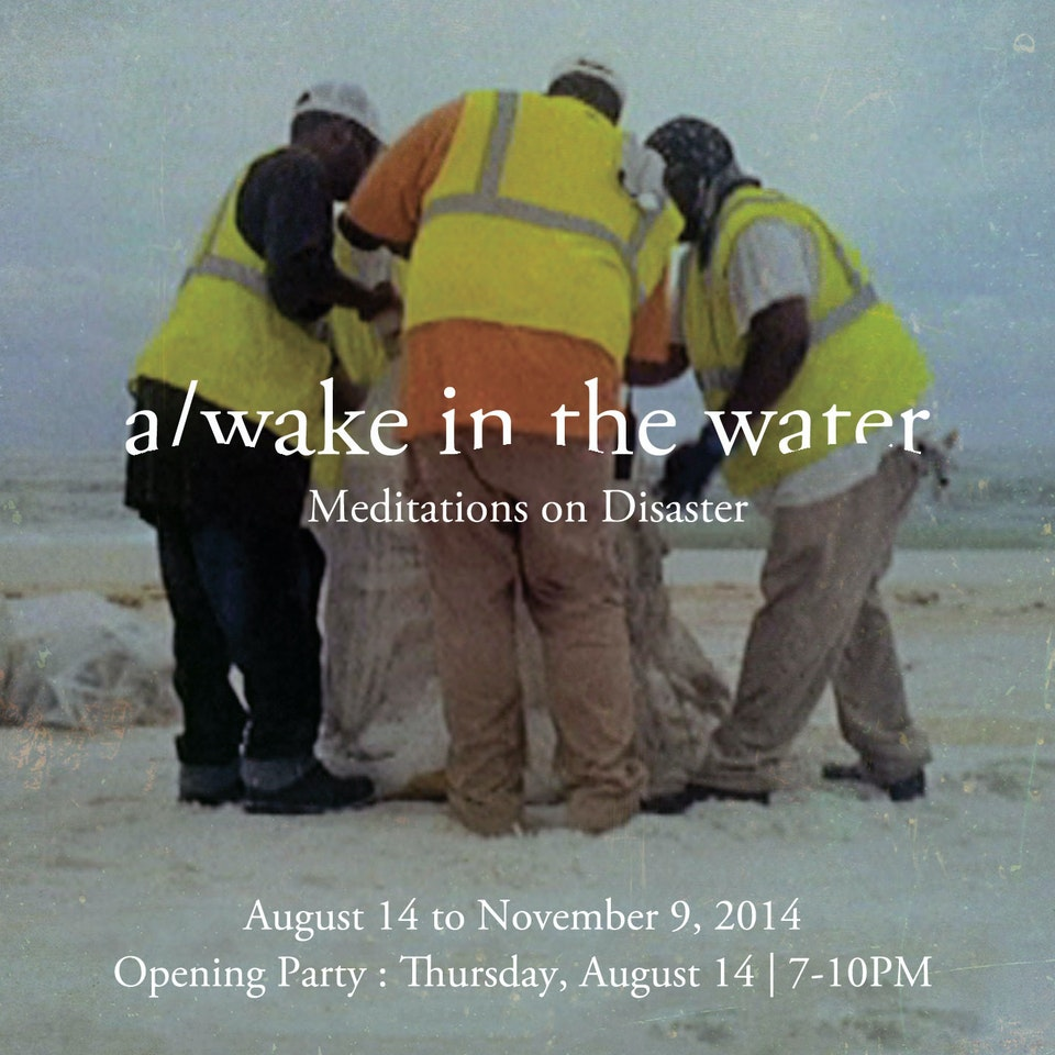 Studio Ang - MOCADA: A / wake In The Water Exhibition