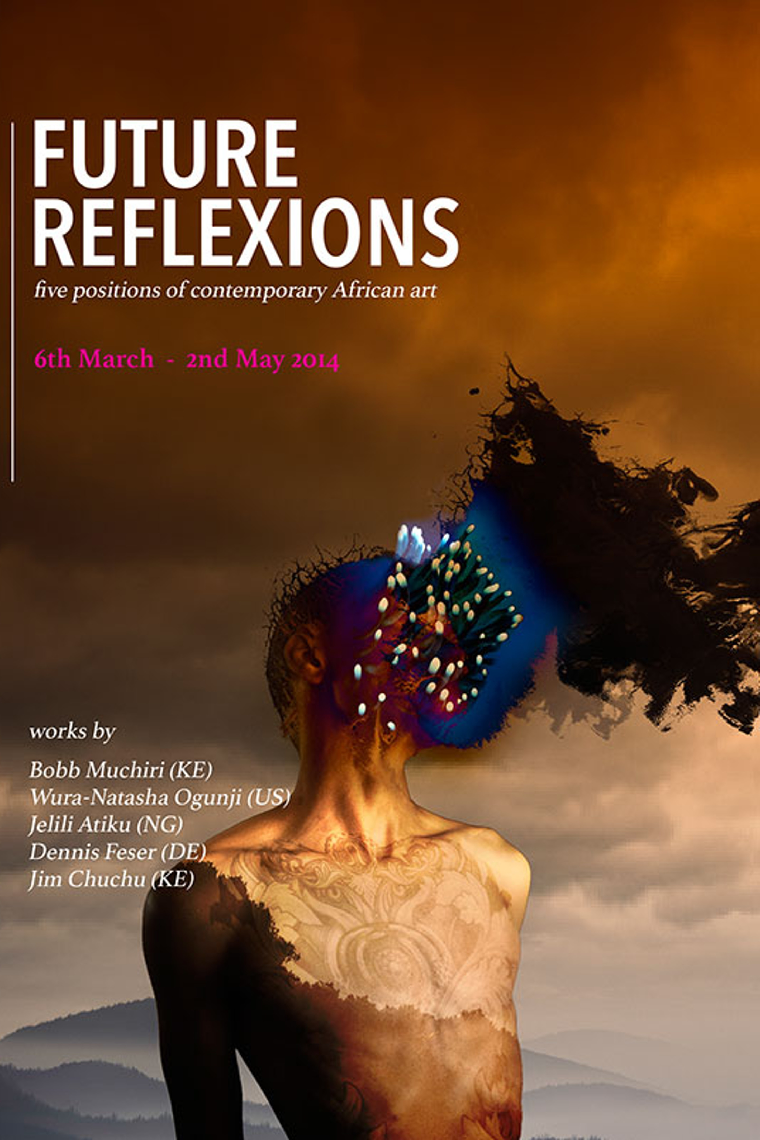 FUTURE REFLECTIONS EXHIBITION: Five positions of contemporary African Art