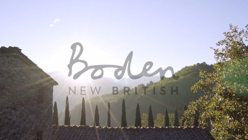 Boden - Botanical Occasion Wear