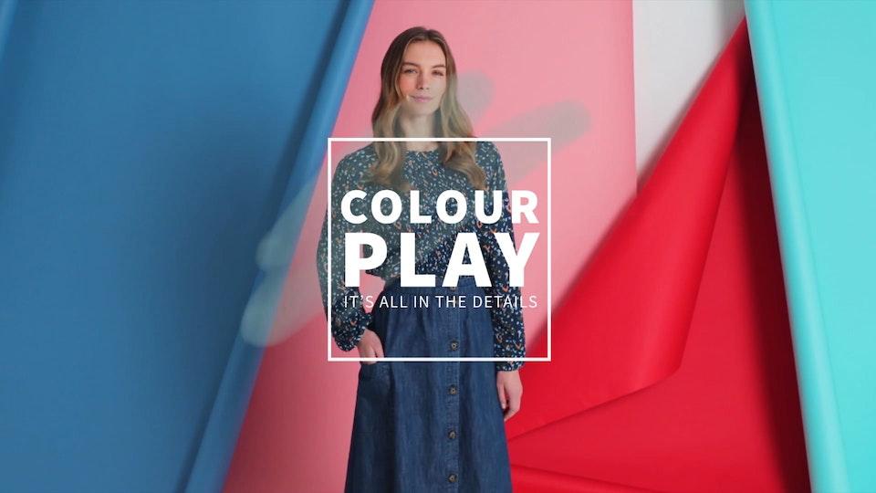 White Stuff - Colour Play