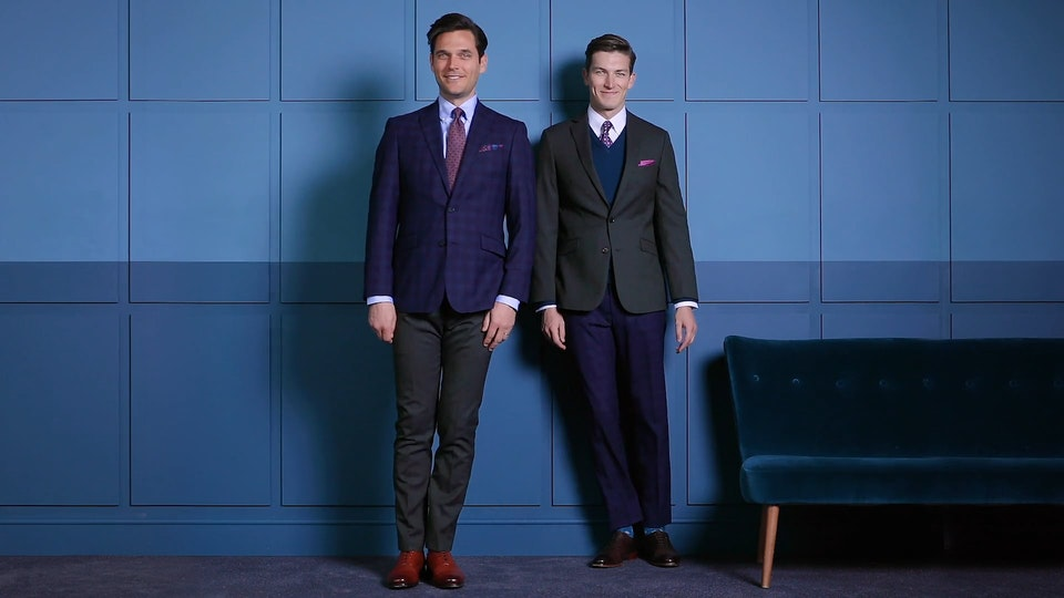 Charles Tyrwhitt - Suit Splitting