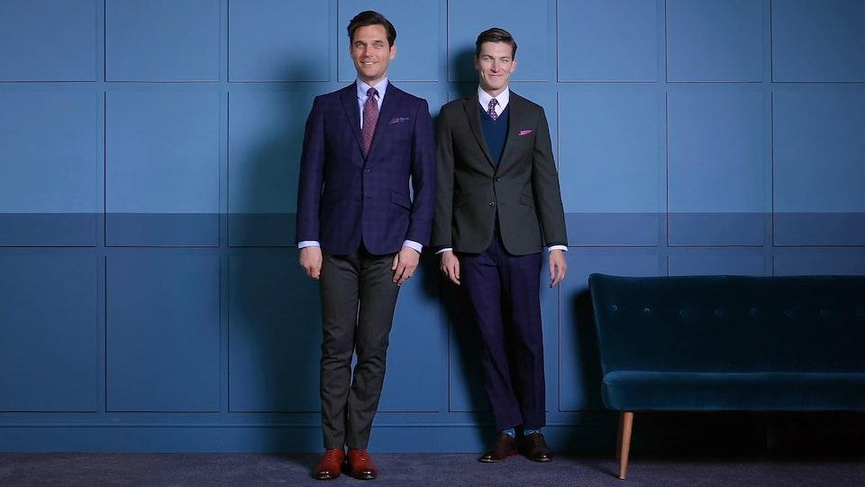 Charles Tyrwhitt - Suit Splitting