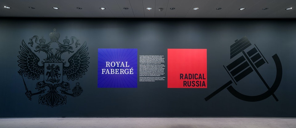 Royal Fabergé and Radical Russia