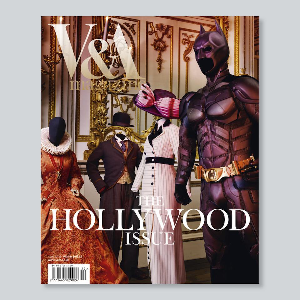 V&A Magazine - Photograph Michael Roberts