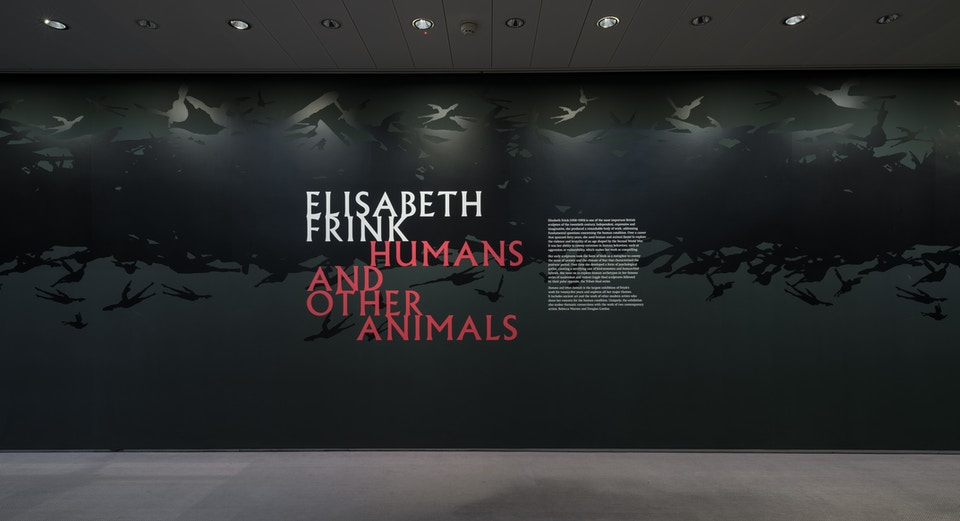 Elisabeth Frink: Humans and Other Animals