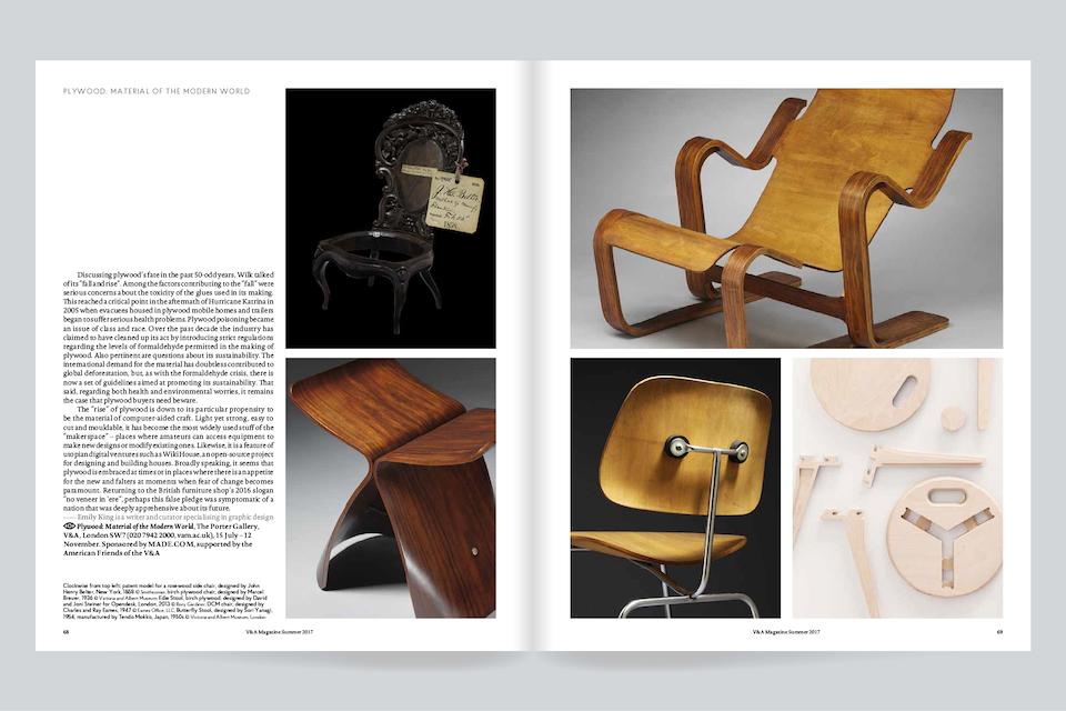 V&A Magazine 43