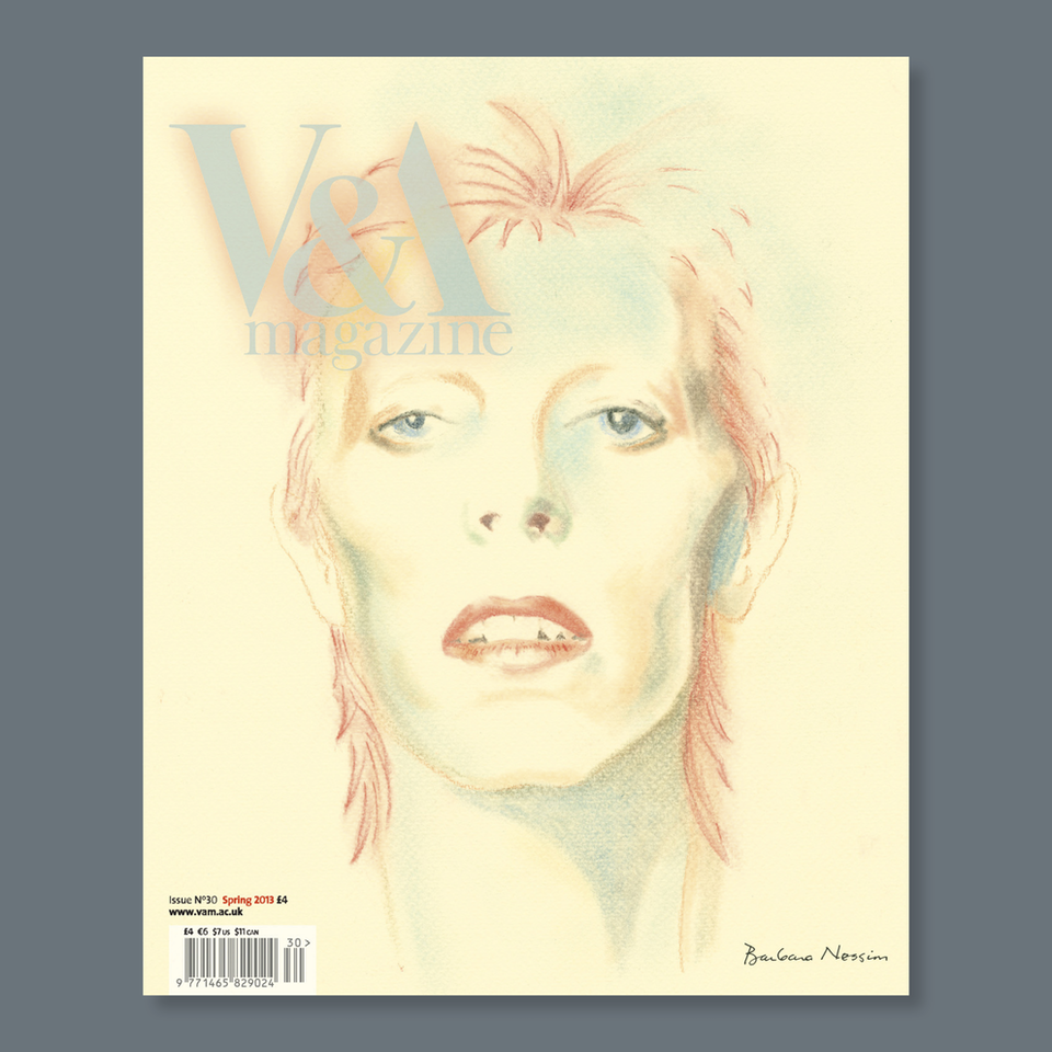V&A Magazine - Illustration Barbara Nessim