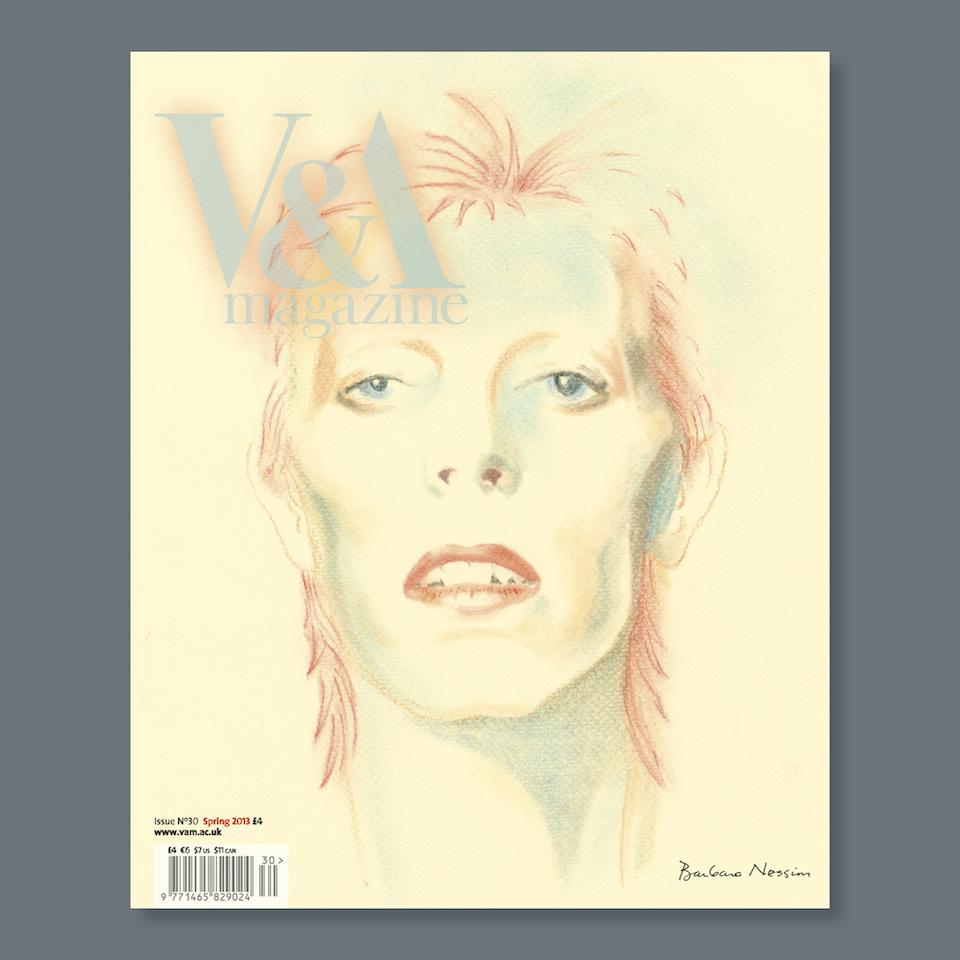 V&A Magazine - Illustration Barbara Nessim