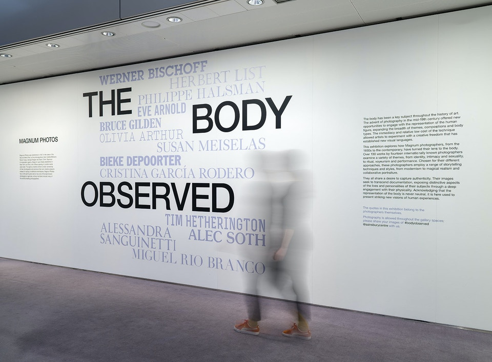 The Body Observed
