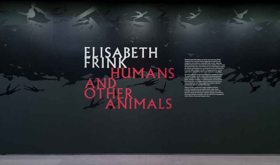 Elisabeth Frink: Humans and Other Animals