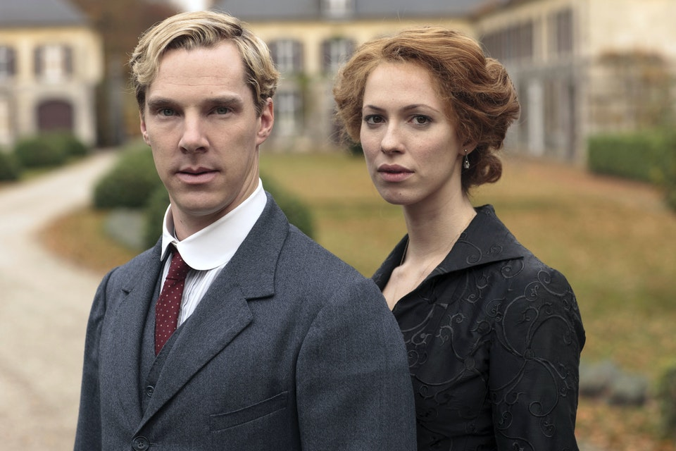 Parade's End - Parade's End Trailer Cast included Benedict Cumberbatch, Rebecca Hall, Adelaide Clemens, Rupert Everett, Miranda Richardson, Roger Allam and Anne-Marie Duff