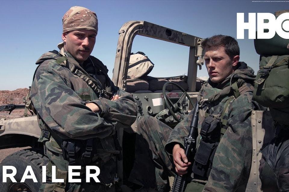Generation Kill - HBO - Generation Kill - Trailer Cast included Alexander Skarsgård, James Ransone, Lee Tergesen, Jon Huertas, Stark Sands, Billy Lush, Jonah Lotan, Wilson Bethel, Marc Menchaca