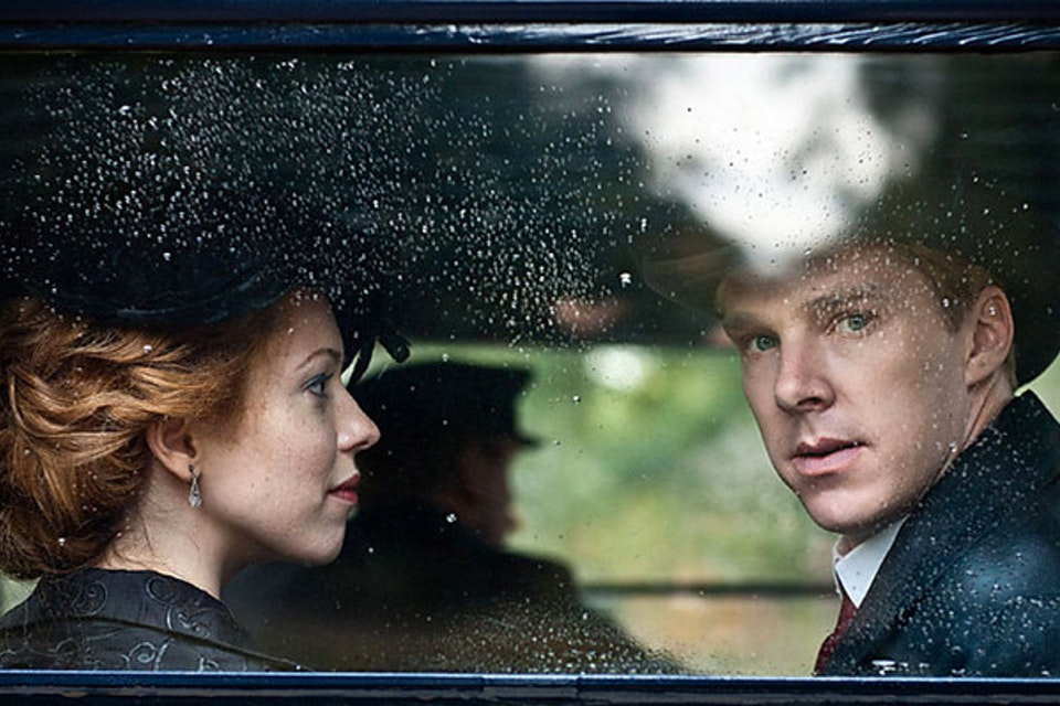 Parade's End - Parade's End Still Cast included Benedict Cumberbatch, Rebecca Hall, Adelaide Clemens, Rupert Everett, Miranda Richardson, Roger Allam and Anne-Marie Duff