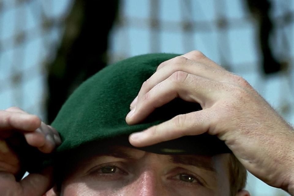 Green Beret - Royal Marines - Brand Film