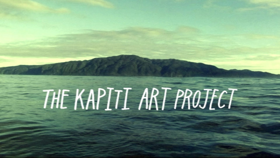 FuturePerfect.Film - Kapiti art project - Finalst for the NZ Film & TV awards Best doc and Best doc director