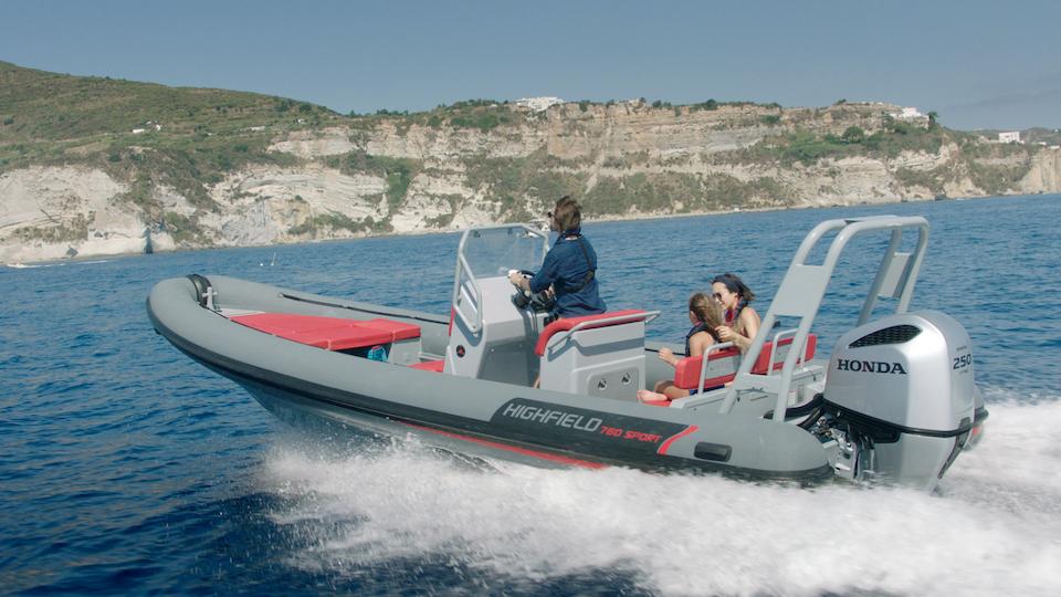 Azimuth Post Production - Honda: Marine