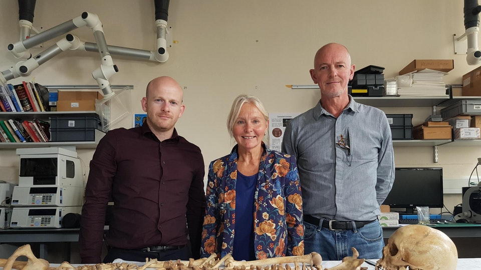 Azimuth Post Production - Skeletons of the Mary Rose: The New Evidence