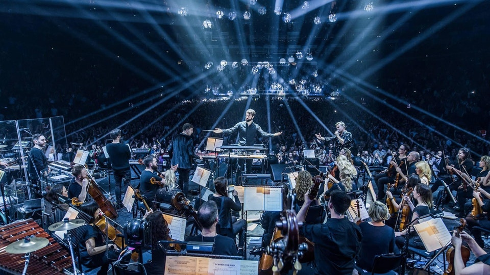 Azimuth Post Production - Pete Tong Live at The O2, London 2019