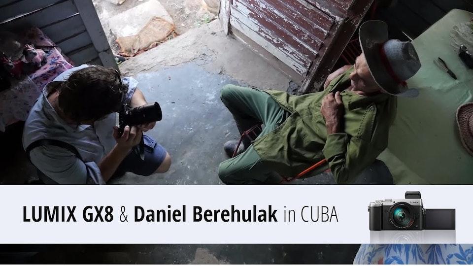 LUMIX GX8 Shooting Impression by Daniel Berehulak in Cuba