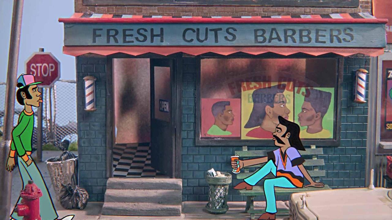 James BKS -  'New Breed' feat. Q-Tip, Idris Elba & Little Simz -