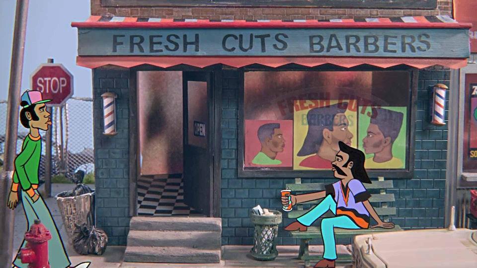 James BKS -  'New Breed' feat. Q-Tip, Idris Elba & Little Simz