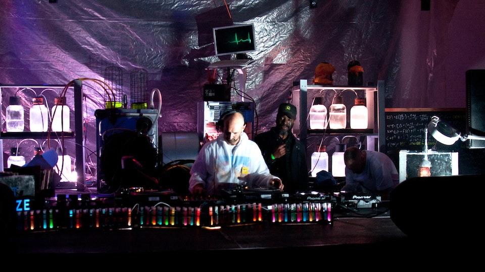 Secret Sundaze Halloween @ Oval Space, Bethnal Green