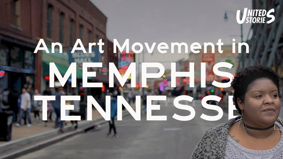 An Art Movement in Memphis, Tennessee